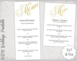 menu templates for weddings wedding menu template navy blue wedding menu diy wedding menu