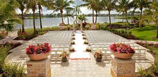 florida wedding venues palm beach weddings golf resort wedding