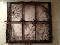 Primitive Country Home Decor by 24 Primitive Decorated Old Windows Primitive Windows On Pinterest