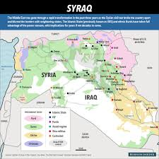 Syria On World Map kazakhstan u0027s jihadist problem business insider