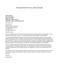 fancy graduate nursing cover letter 68 in free cover letter