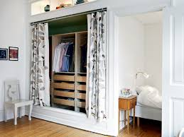 ideas for the open closet in the room u2013 how to hide interior