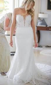 custom wedding dress pnina tornai custom 7 650 size 4 used wedding dresses