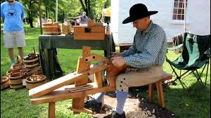 What Is A Colonial House Moland Reenactment Cooper Colonial Barrels Youtube