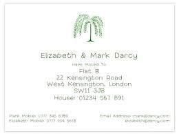 7 best change of address card images on pinterest change of
