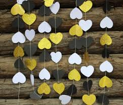 black heart decorations promotion shop for promotional black heart