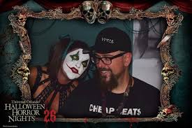 rip halloween horror nights we had an amazing scareactor dining experience u0026 scarezone fun at