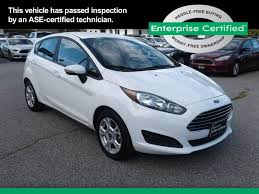 used ford fiesta for sale special offers edmunds