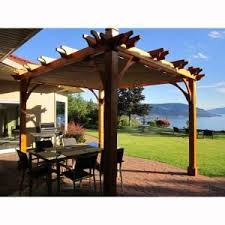 Home Depot Pergola by 23 Best Pergola W Retractable Awning Images On Pinterest Patio