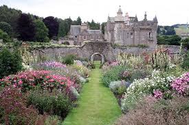 abbotsford house garden