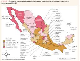 Zacatecas Mexico Map by North South Divide Geo Mexico The Geography Of Mexico