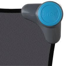 brica stretch to fit car window sun shade black car seat
