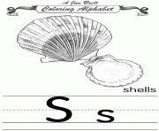 parachute free alphabet s71d2 coloring pages printable