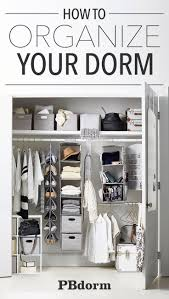 Closet Organization Ideas Pinterest best 25 college closet organization ideas on pinterest bedroom