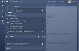 Visual Resume Builder Visualcv Resume Builder 2 5 0 Apk Download Apkplz