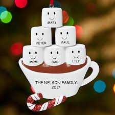marshmallow dreams family ornament personal creations