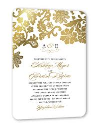 wedding invitations images lacing 5x7 wedding invitations shutterfly