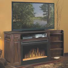 fireplace cool duraflame electric fireplace tv stand best home