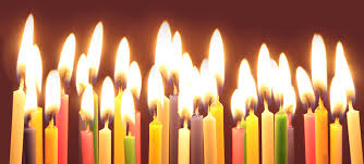 birthday candles blowing out birthday candles increases bacteria count 14 times