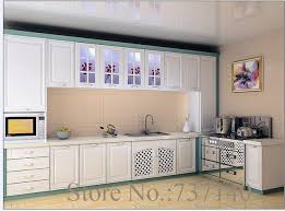 kitchen furniture white aliexpress buy kitchen furniture kitchen cabinet flat pack
