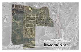 Flooding Missouri Map Branson North Neighborhood Map Branson Mo Official Website