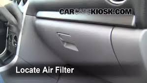 cabin filter replacement mazda 6 2003 2008 2006 mazda 6 i 2 3l