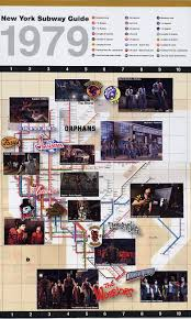 Gang Map The Warriors Subway Gang Map The Warriors Movie Site