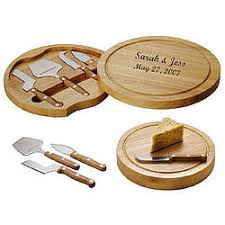 personalized cheese board set personalized circo cheese board set findgift