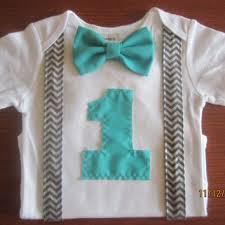 birthday onesie boy boy grey chevron suspender shirt from sewcutesewcool