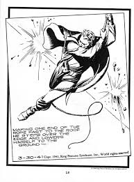 inside jeff overturf u0027s head flash gordon king comic heroes part 2
