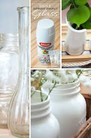 what s the best spray paint for kitchen cupboards best spray paint for glass salvaged inspirations