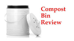 Compost Containers For Kitchen by Review Of Large Kitchen Compost Bin For Your Countertop Youtube