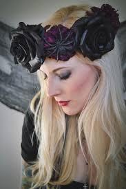 headbands for halloween halloween flower crown