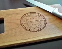 cutting boards engraved cutting board personalized cutting board laser engraved 8x14
