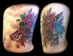 les plus beaux tatouages homme tatouage homme flanc