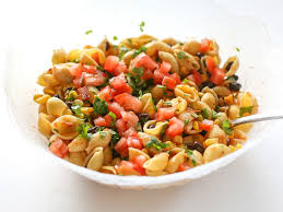 Cold Pasta Salad Dressing Taco Pasta Salad The Who Ate Everything