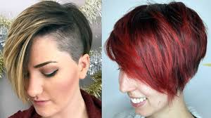short haircuts for 2018 women new short haircuts 2018 youtube