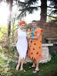 Pebbles Halloween Costume Diy Flintstones Costumes Babble