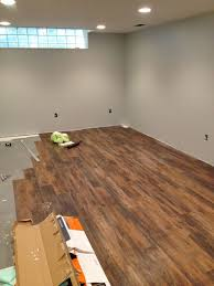 Wet Laminate Flooring - chic ideas how to install laminate flooring in a basement best 25