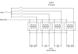 electrical wiring question transformer connections parallax forums