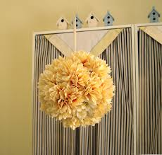 floral pomander balls for diy wedding decorations or anytime