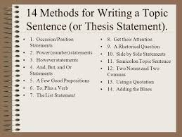 write a good thesis statement to write a good thesis how to write a good introduction for