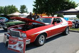 The Car In Starsky And Hutch Lcbc Motorsports Show Had Over 1 200 Entrants Lititz Record Express
