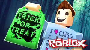 roblox adventures trick or treat in hallowsville trick or