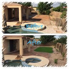 landscape design phoenix backyards beautiful custom landscaping in phoenix az 62 arizona