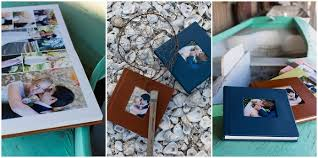 Leather Bound Wedding Album Custom Leatherbound Wedding Albums