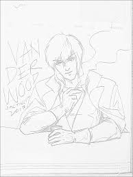 vanderwood sketch by jactinglim on deviantart