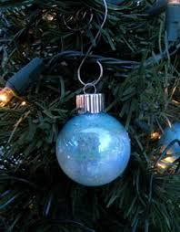 blown glass icicle ornament glow in the ornaments