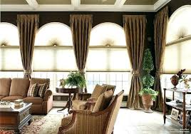 curtain ideas for large windows in living room drapes for large windows jameso