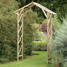 find wooden garden arch shop every store on the internet via